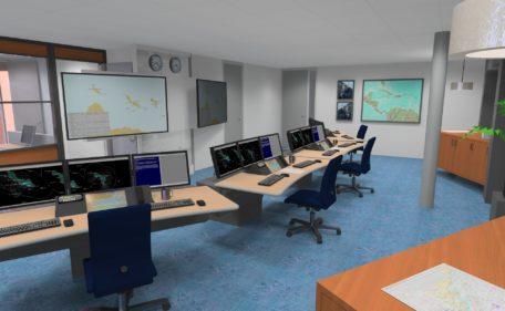 Herontwerp kustwacht centrum - Cariben