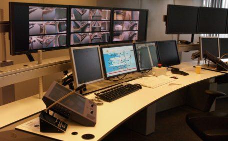 Rijkswaterstaat - Gecentraliseerde brug- en sluisbediening