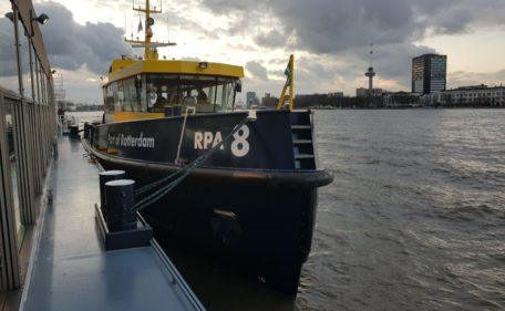 RPA 8  - Haven patrouillevaartuig