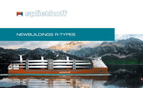 Nieuwe vrachtschepen - Rederij Spliethoff